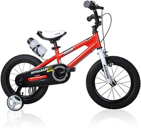 Bicicleta de los niños, 12/14/16/18 pulgadas Hombres y mujeres ...