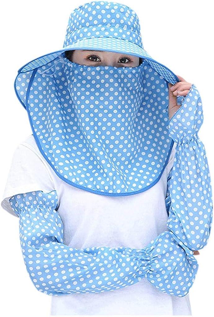 FEYTUO Cara Cubierta Anti-Escupir Sombrero Protector De La Cubierta A Prueba De Polvo Pescador Cap Anti-Niebla Manera De La Mujer del Sombrero del Cubo Ligero De Protección contra El Polvo
