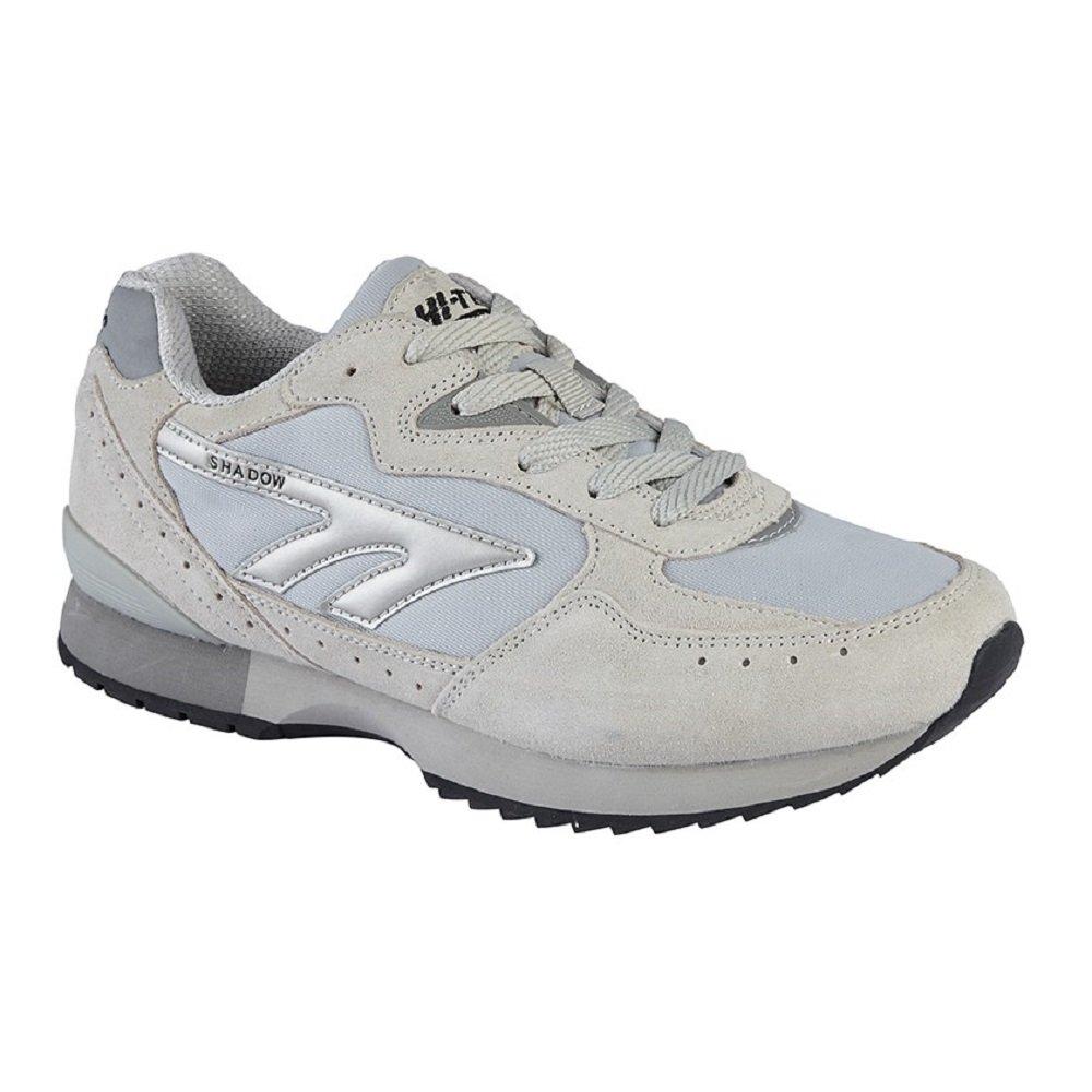 Hi-Tec Herren Silver Shadow Sportschuhe/Jogging-Schuhe/Turnschuhe  435 EU|Grau