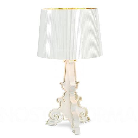 Kartell Bourgie - Lampada da tavolo Design turchese, viola, arancio ...