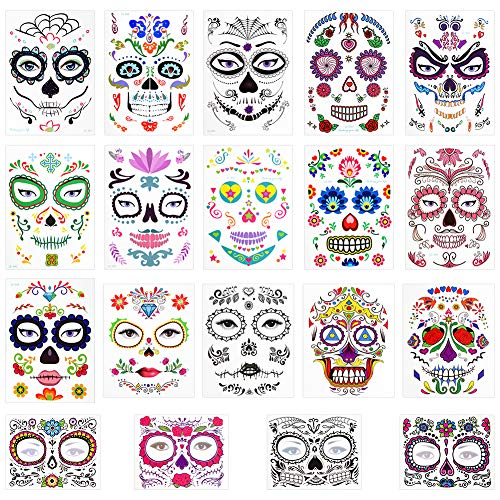 Great for dia de los muertos