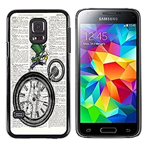 Dragon Case - FOR Samsung Galaxy S5 Mini, SM-G800 - not let yourselves? - Caja protectora de pl??stico duro de la cubierta Dise?¡Ào Slim Fit