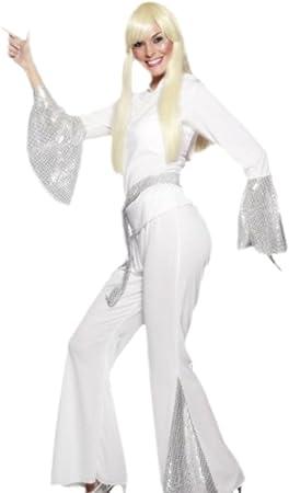 erdbeerloft – Mujer Disco Lady Dancing Outfit Disfraz, S de l ...