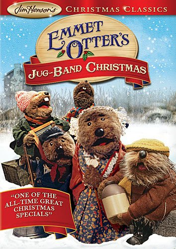 Emmet Otter's Jug-Band Christmas (Muppet Family A Vhs Christmas)