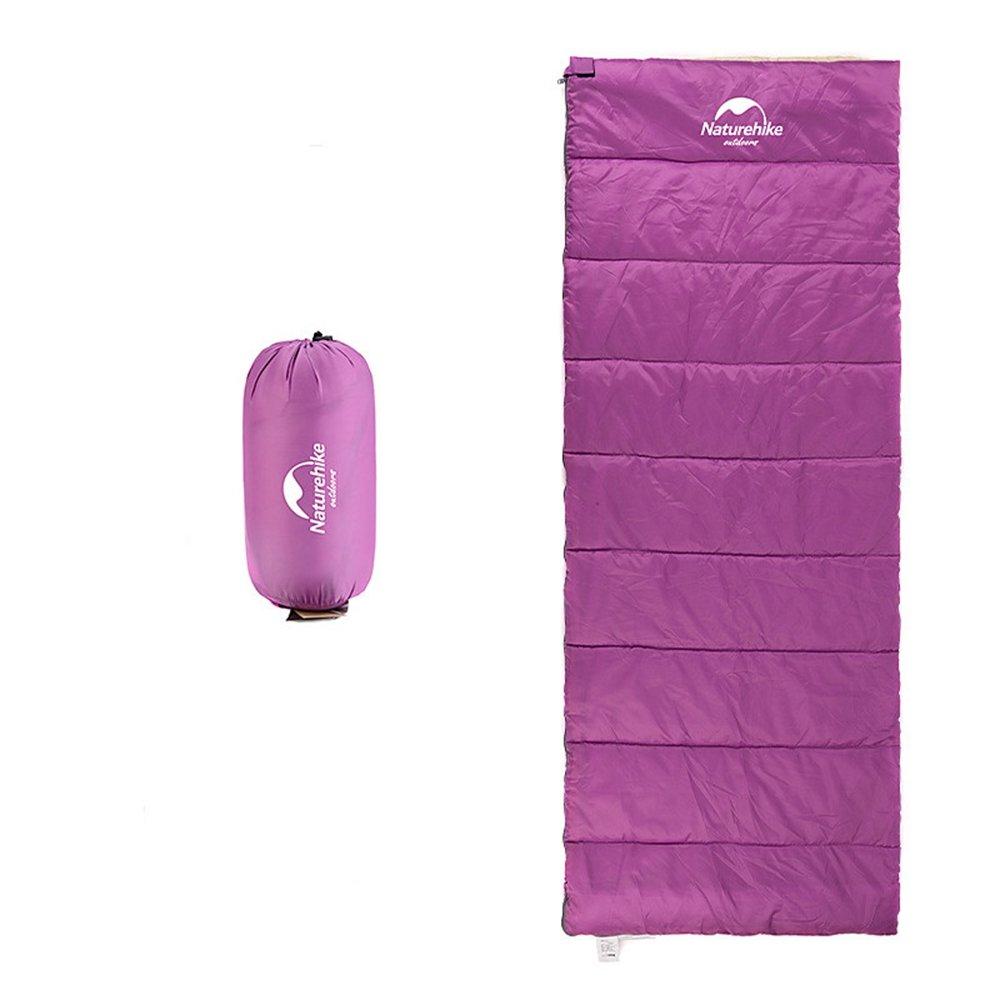 LOLIVEVE Saco De Dormir Al Aire Libre 5-15 Grados C Sobrecito Rectangular Bolsa Portátil Mantener Caliente Ultra (()): Amazon.es: Deportes y aire libre