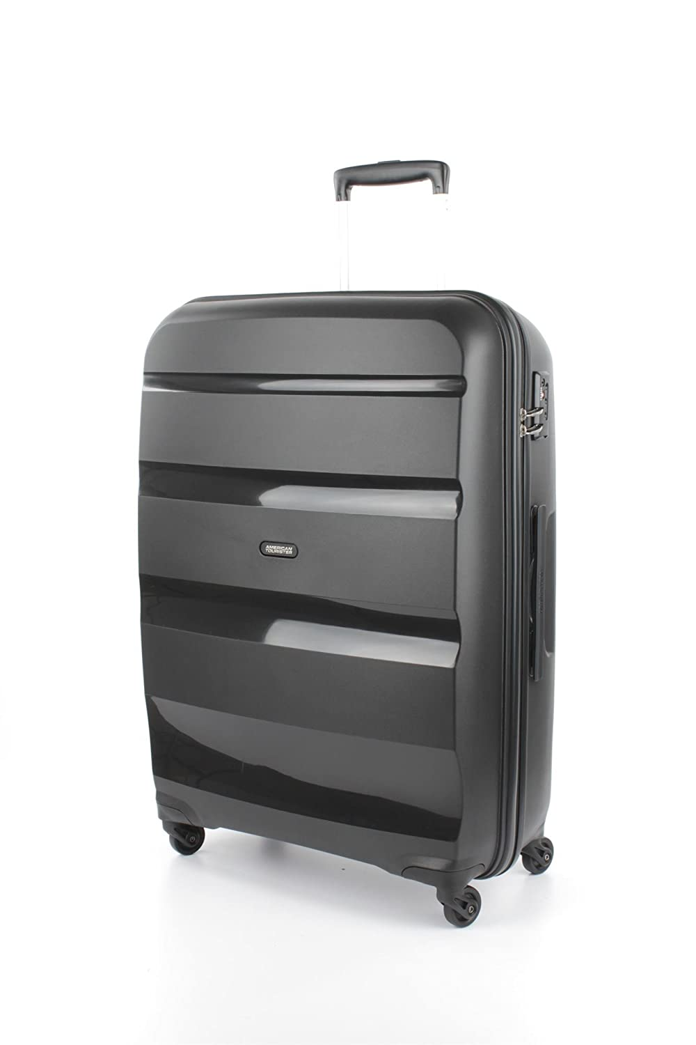 Luggage With Drawers American Tourister Bon Air 4 Wheel Suitcase Amazoncouk Luggage