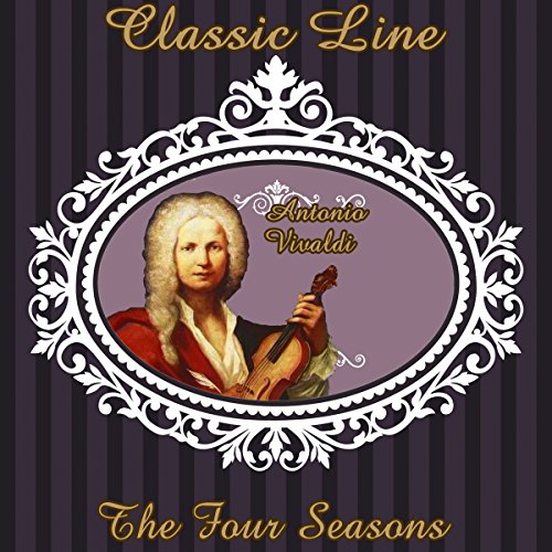 Antonio Vivaldi: Classic Line. The Four Seasons