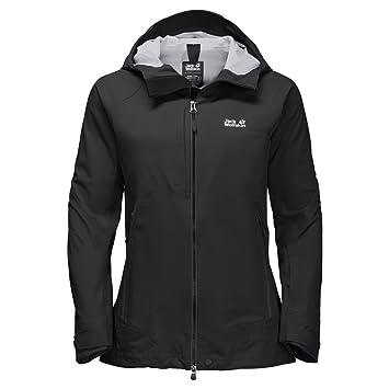 Jack Wolfskin WomensLadies Exolight Waterproof Packable Shell Jacket  B06XWGDJB6