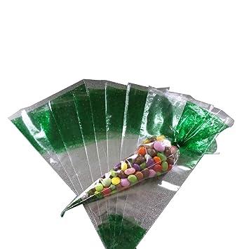 Trimming Shop Bolsas de plástico para dulces de celofán para ...