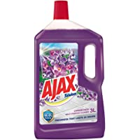 Ajax Fabuloso Floor Cleaner, Lavender Fresh, 3L