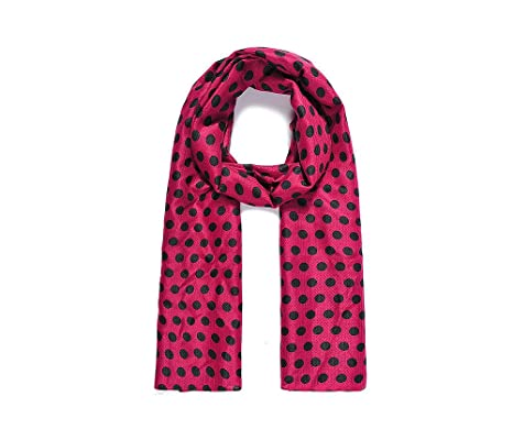 5d04793a51ab Intrigue - Echarpe - Femme multicolore rose noir Taille unique ...
