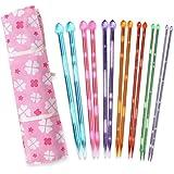 Amazon.com: Lion Brand Yarn 400-5-1304 Knitting Needles, Size 13, 9mm