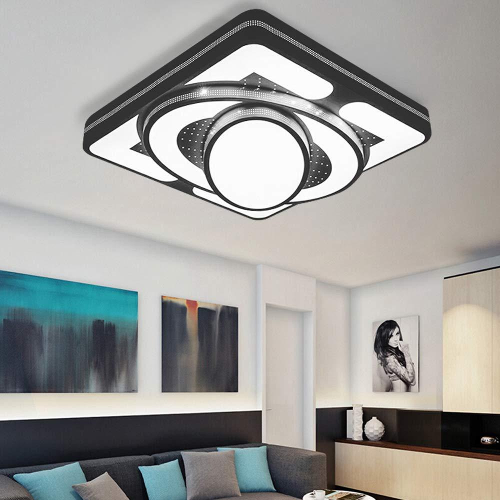 Schwarz Deckenlampe Deckenlampe Deckenlampe LED ...
