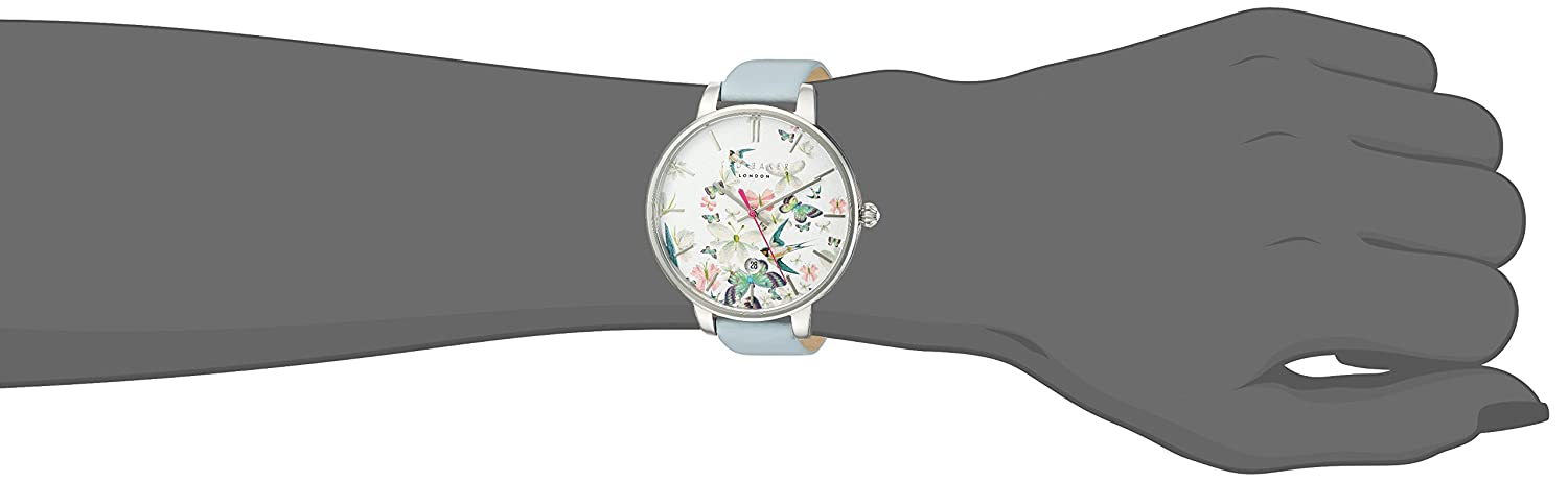 f8c0b4a46a3832 Ladies Ted Baker Kate Watch TE10031551  Ted Baker London  Amazon.co.uk   Watches