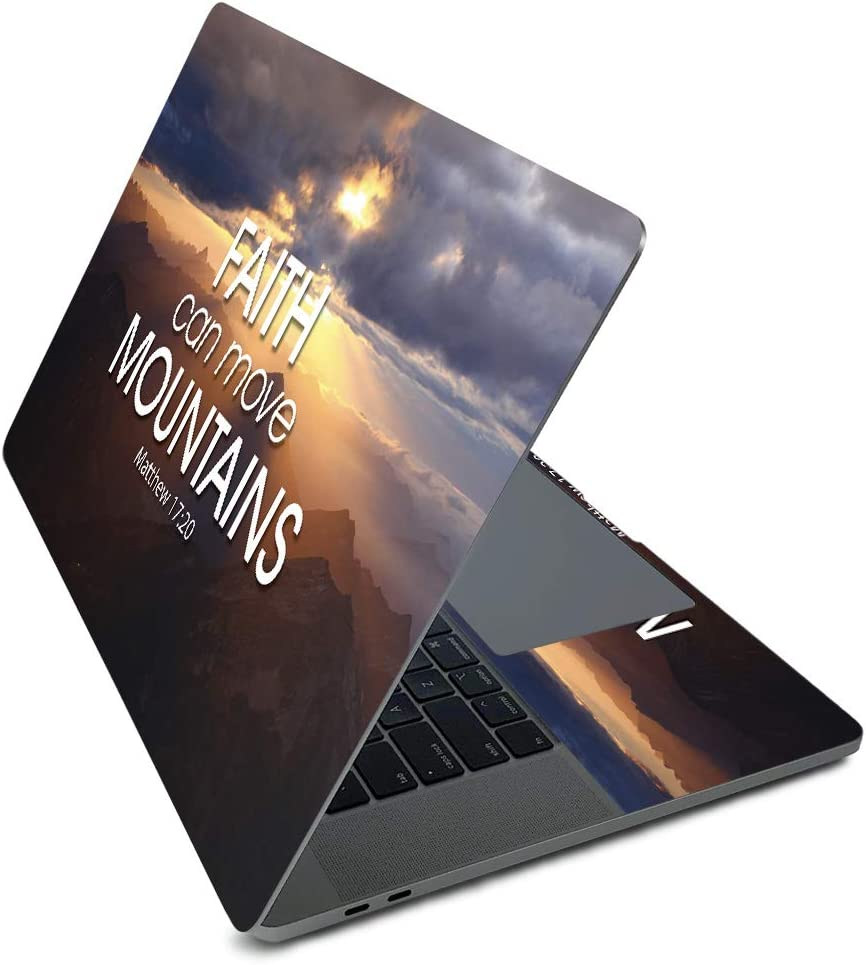 """MightySkins Skin for Apple MacBook Pro 16"""" (2020) - Move Mountains 