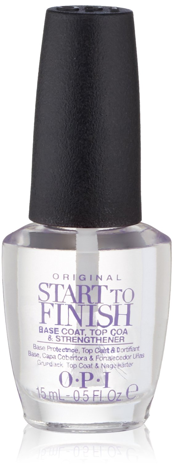 OPI Nail Polish Start-to-Finish