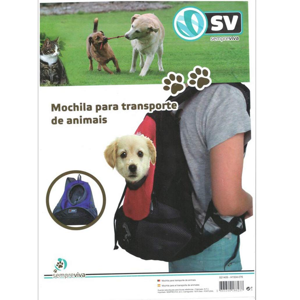 Amazon.com: XDYFF Pet Carrier Backpack Soft-Sided Soft-Sided Mesh Pup Pack for Outdoor Travelling for Dogs and Cats: Sports & Outdoors