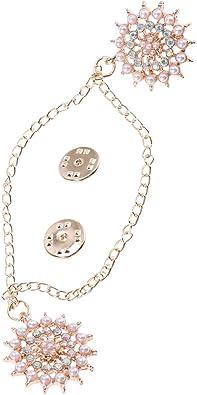 Women Fashion Argent Flocon de neige cristal collier boucles d/'oreille Bijoux Set Cadeau