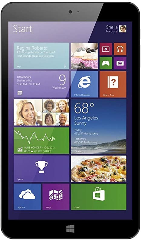 Talius Zaphyr 8002W - Tablet de 8