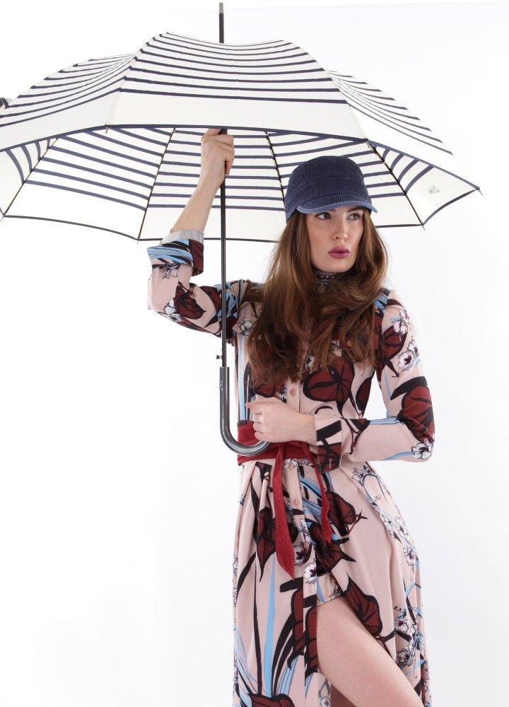 Jean Paul Gaultier Parapluie Design Femme Homme Marius Creme