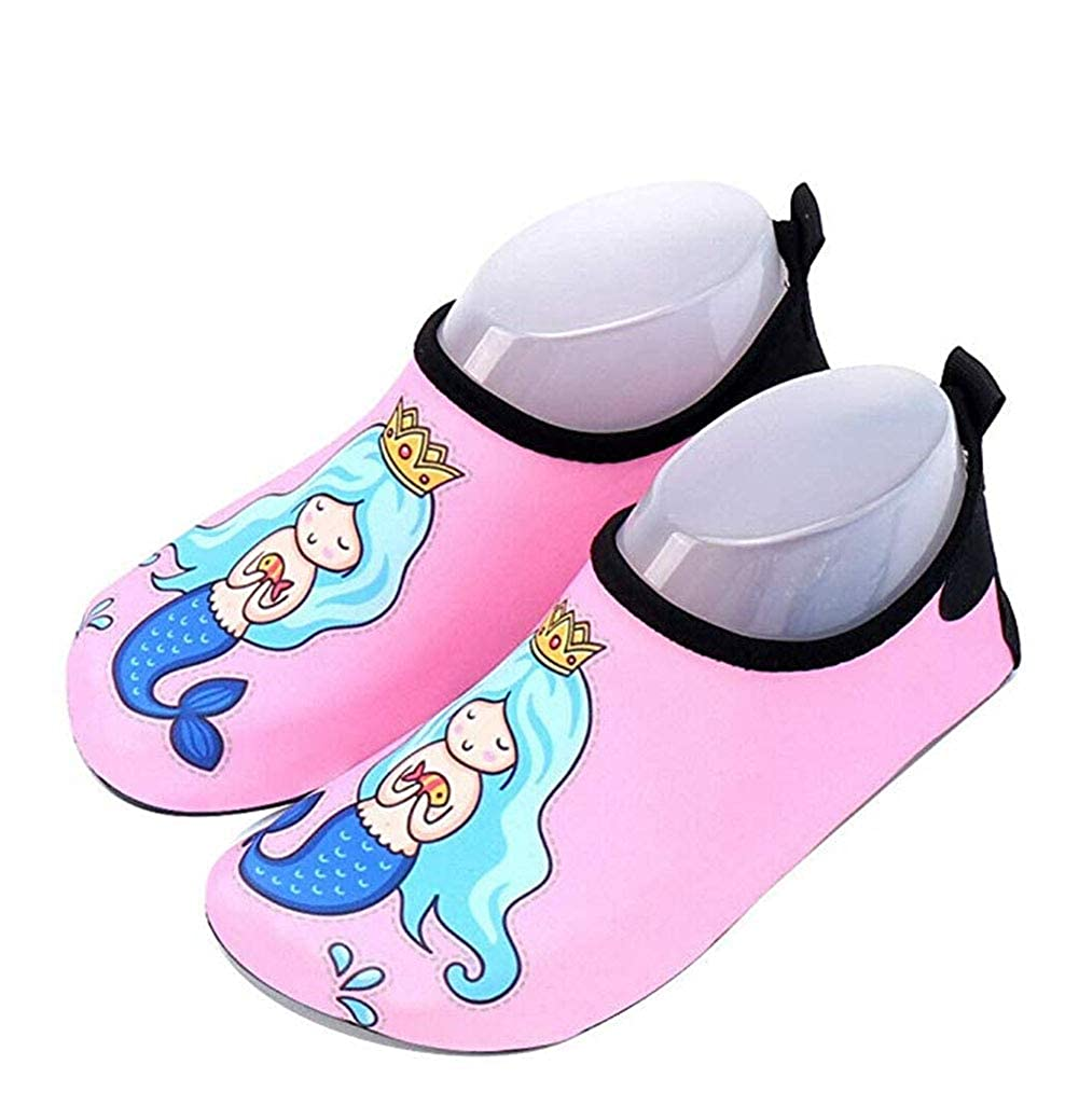 One Persent Toddler Kids Swim Water Shoes Baby Boy and Girls Walking Shoes for Beach Pool Indoor Outdoor