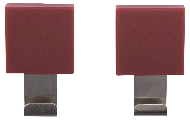 Geelli gap-m01–007morbini Gel di Poliuretano/Acciaio Inossidabile Spazzolato 9x 6cm, Violet, 10x10x3 cm GAP-M01-C40