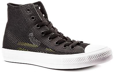 Converse Chuck II Open Knit Herren Sneaker Schwarz 44.5