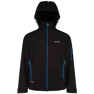 Regatta Mens Nebraska IV Warm Lightweight Softshell Jacket