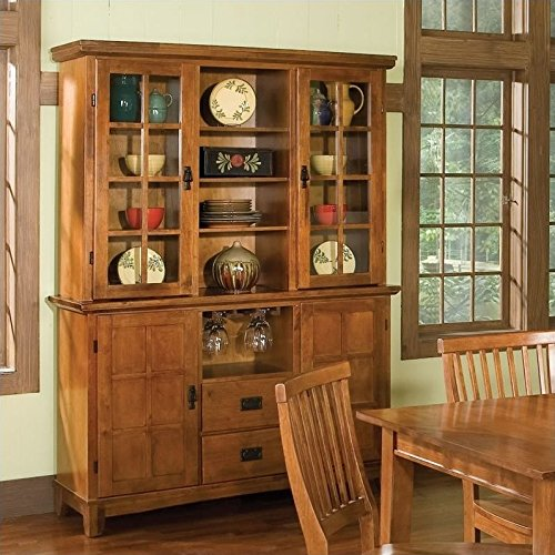 Arts And Crafts Hutch - 1