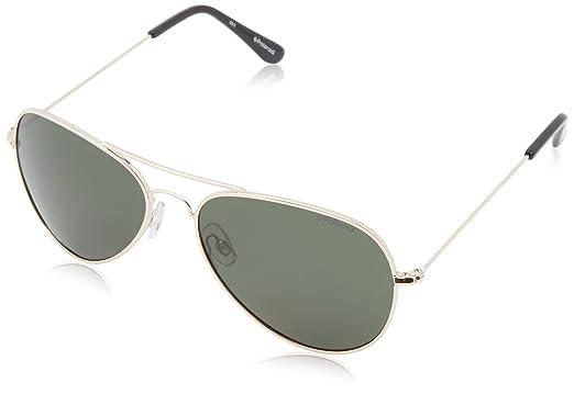 2258730016 Amazon.com  Polaroid 04213s Polarized Aviator Sunglasses