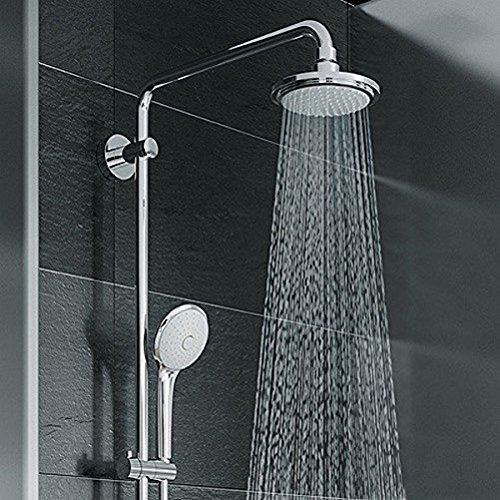 Grohe Euphoria - System Sistema de ducha con monomando Ref. 27473000: Amazon.es: Bricolaje y herramientas