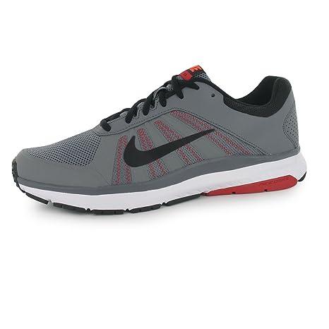 Nike Dart 12 Zapatillas de Entrenamiento para Hombre Gris/Negro Deportes Fitness Zapatillas Zapatillas,