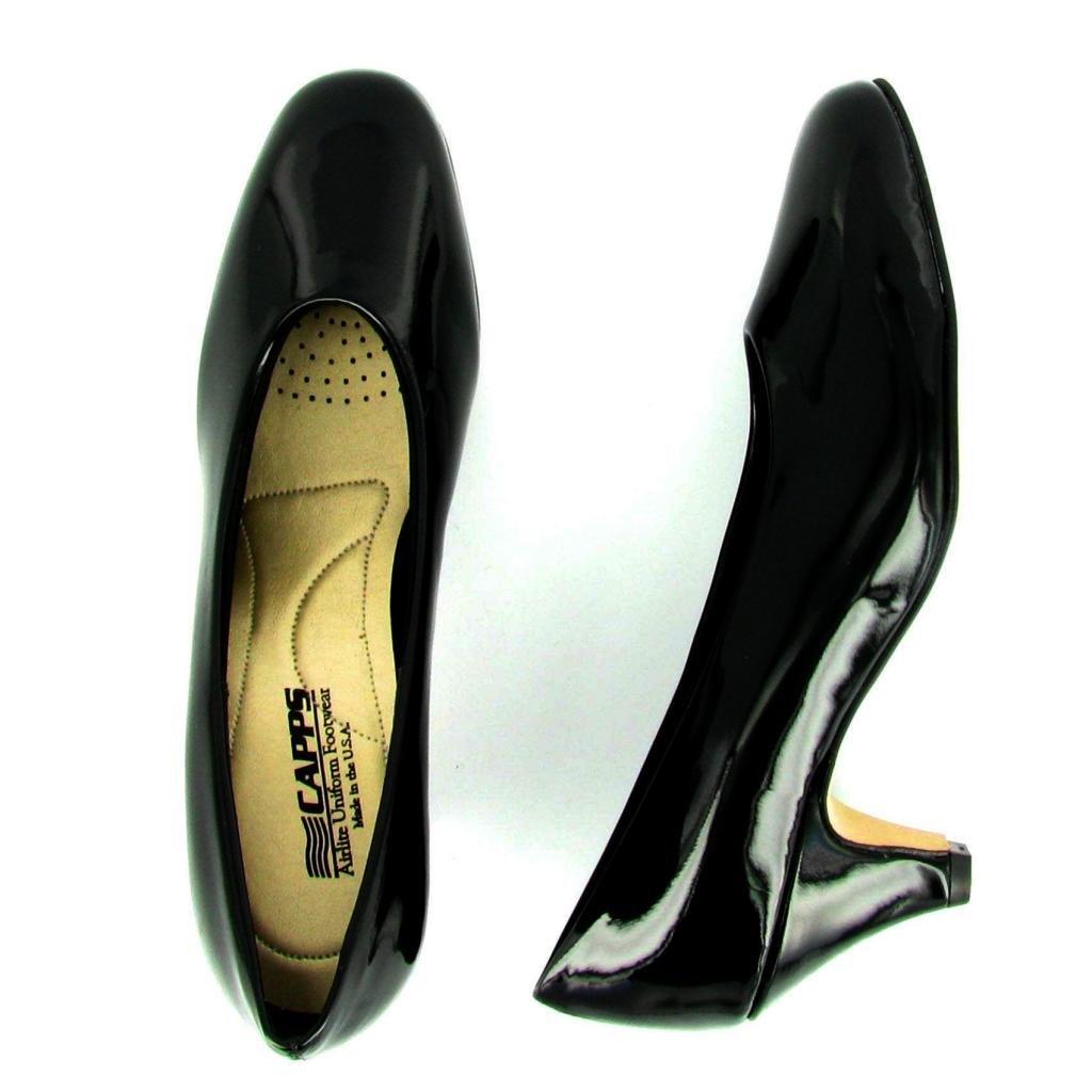 Capps Airlite Women's Angel -Hi Uniform Shoes