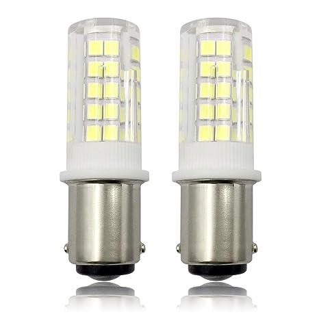 B15D Bombilla LED, 4 W 40 W halógeno Equivalente SBC Pequeña bayoneta Bombilla LED para