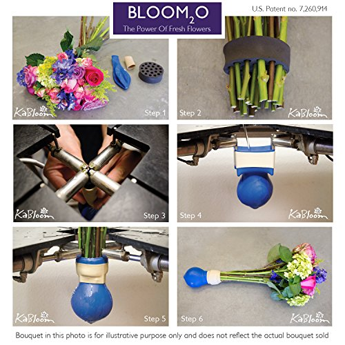 Review KaBloom Bouquet of 18