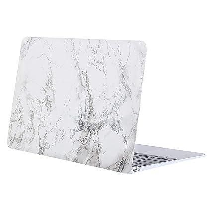 MOSISO Funda Dura Compatible con MacBook 12 Pulgadas Retina A1534 (Versión 2017/2016 / 2015), Ultra Delgado Carcasa Rígida Protector de Plástico ...