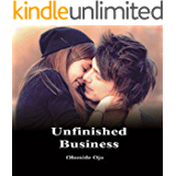 Unfinished Business: Christopher Flier First Book