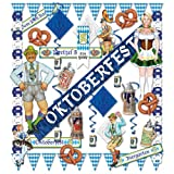 Beistle 55607 37-Piece Oktoberfest Decorating Kit