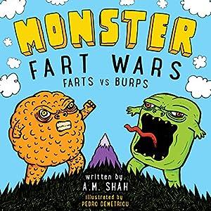 Monster Fart Wars Audiobook