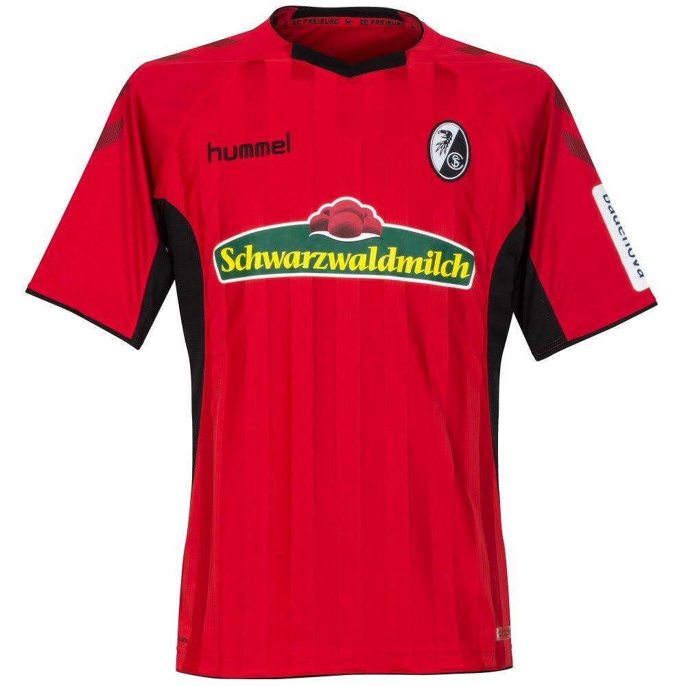 Hummel SC Freiburg Home Trikot 2018 2019