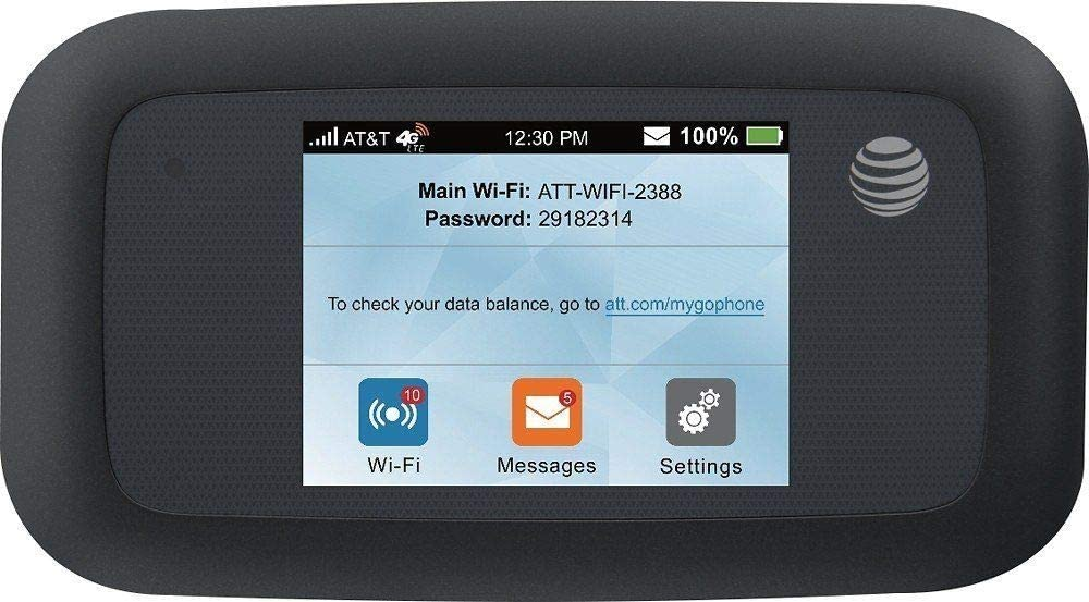 B0747PF6P6 ZTE Velocity | Mobile Wifi Hotspot 4G LTE Router MF923 | Up to 150Mbps Download Speed | WiFi Connect Up to 10 Devices | Create A WLAN Anywhere | GSM Unlocked - Black 61iOntXQUyL