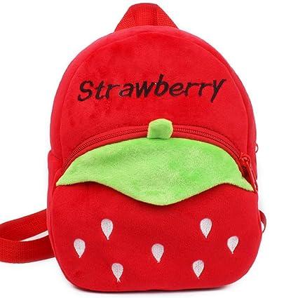 1e0ce2b648 Amazon.com  Cilefo Kids Backpack Plush Cute Cartoon School Toddler ...