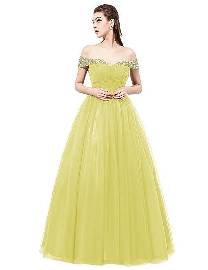 13b487805b9cd Dresstell(ドレステル) 演奏会ドレス ステージドレス カラーチュチュ Aライン オフショルダー ビジュー
