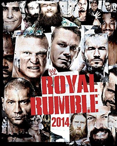 DVD : Royal Rumble 2014 (DVD)