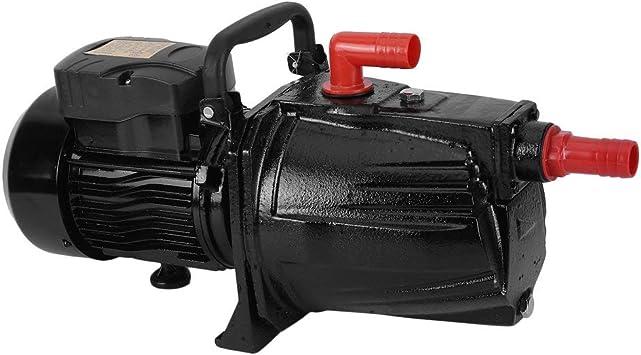 1 HP Industrial Jet Pump w//Pressure Switch Holarose 1.5Kw JET-1.5 Shallow Well Jet Pump 110V Flow 10m3//h