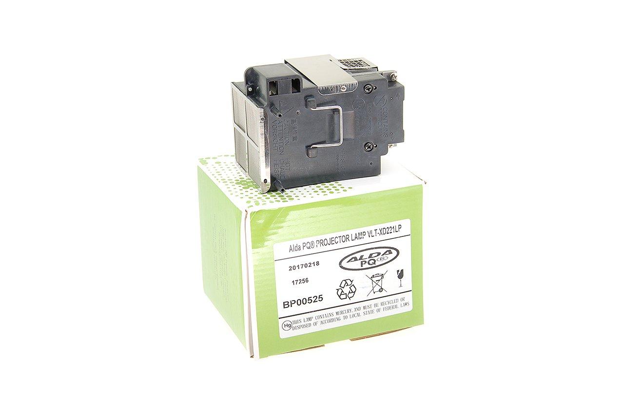 Alda PQ-Premium, Lámpara de proyector Compatible con VLT-XD221LP ...