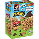 Quaker Chewy Granola Bars, 3 Flavor Assortment, 60 count, 50.7oz