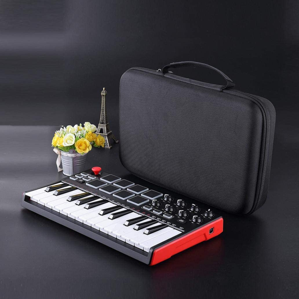 Portable Hard Carrying Keyboard Case Protector Storage Box for ...