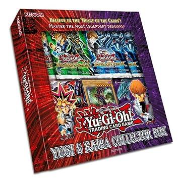 Yu-Gi-Oh - Yugi & Kaiba Collectors Box - Idioma en Inglés