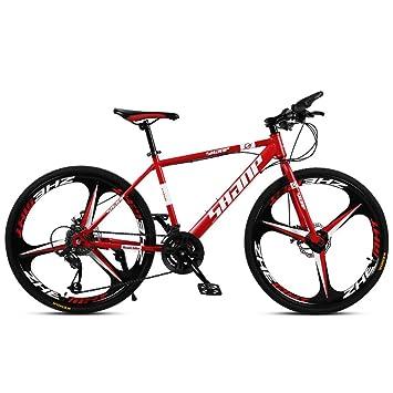Bicicleta de montaña para adultos Bicicleta de montaña de MTB de velocidad variable Bicicleta de montaña